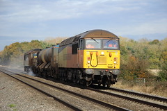 56105 t'n't 56090 (3S32) (Worcestershed) Tags: 56090 56105 colasrailfreight class56