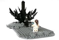 LEGO -  Star Wars - Episode ix: The Rise of Skywalker (flambo14) Tags: star wars the rise skywalker epesode nine ix rey kylo ren throne emperor palpatine moc scene lego art vignette dark side jedi battle figure