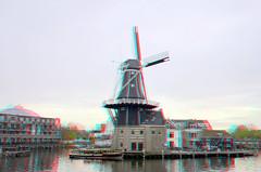 De Adriaan aan de Spaarne Haarlem 3D
