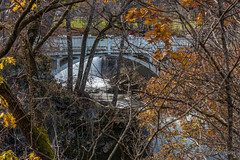 20191102-DSC_7388.jpg (GrandView Virtual, LLC - Bill Pohlmann) Tags: minneopastatepark fallcolors mankatomn waterfall minneopafalls minnesota bridge