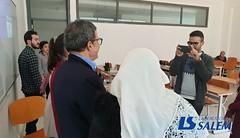 Participation à la formation sous le thème du diabète (Laboratoires SALEM) Tags: labosalem salem diagnostics lsd diabète santé check3 algérie alger benaknoun
