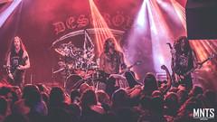 2019-11-03 Deströyer 666 - live in Kraków 2019 fot. Łukasz MNTS Miętka-28
