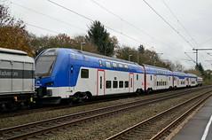 P1970369 (Lumixfan68) Tags: mälartag doppelstockzüge stadler überführungsfahrt railadventure ab transitio eisenbahn züge triebzüge kiss