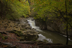 Cascada del cubo... (cienfuegos84) Tags: otoño irati autumn cascada río river