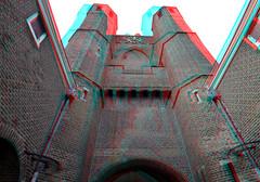 Amsterdamse Poort Haarlem 3D