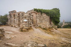 El Xalet (SantiMB.Photos) Tags: 2blog 2tumblr 2ig lamussara vilaplana tarragona verano summer baixcamp ruinas ruins cataluna españa