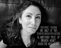 303.365.2019 (sadandbeautiful (Sarah)) Tags: me woman female self selfportrait dailyselfportrait day303 365 365days 365daysx9 bw