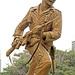 Argentina-02241 - Soldier Statue