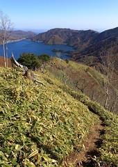 at Mt.Shazan, Oku-Nikko in Tochigi prefecture (yasushiinanaga) Tags: landscape mountain lake water sky canoneos6d ef2470mmf4lisusm 24mm japanimage 奥日光 okunikko