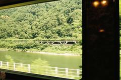 The window (しまむー) Tags: pentax mz3 smc a 28mm f28 kodak gold 200 北海道&東日本パス 普通列車 local train trip east japan