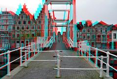 Brug Spaarne Haarlem 3D