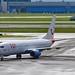 TUI Airlines Netherlands C-FYLC Boeing 737-8BK Split Scimitar Winglets cn/33029-1945 leased from Sunwing Airlines 18 Apr 2017 - 16 Oct 2017 @ EHAM / AMS 09-09-2017