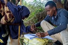 Registration document (FAOemergencies) Tags: somalia africa farmers drought agriculture fao hornofafrica ruralcommunities seeddistribution inputdistribution europeanunion emergencies