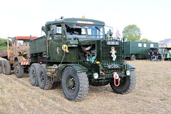 1958 Scammell Explorer VYJ204 Great Dorset Steam Fair 2019 (davidseall) Tags: 1958 scammell explorer vyj204 great dorset steam fair 2019 show gdsf military truck lorry ballast tractor large heavy haulage road transport preserved restored british old blandford forum tarrant hinton uk wrecker recovery scammel