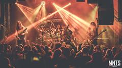 2019-11-03 Deströyer 666 - live in Kraków 2019 fot. Łukasz MNTS Miętka-27
