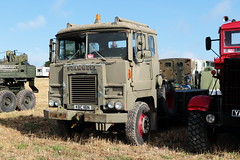 1975 Scammell Crusader KBC116N Great Dorset Steam Fair 2019 (davidseall) Tags: 1975 scammell crusader kbc116n great dorset steam fair 2019 show gdsf kbc 116n truck lorry ballast tractor large heavy haulage transport preserved restored military vehicle old british blandford forum tarrant hinton uk