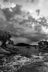 São Gabriel da Cachoeira-AM (Johnny Photofucker) Tags: sãogabrieldacachoeira am amazonas brazil bw white black brasil amazon pb bianco nero brasile lightroom amazônia 24105mm cloud monochrome rio river landscape nuvole nuvola noiretblanc fiume paisagem nuvens nuvem rionegro cabeçadocachorro sky clouds 6d
