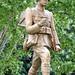 Argentina-02234 - Soldier Statue