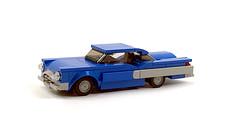 50's full size sedan (timhenderson73) Tags: lego ideas custom 50s sedan hot rod