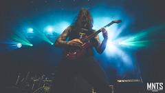 2019-11-03 Nocturnal Graves - live in Kraków 2019 fot. Łukasz MNTS Miętka-13