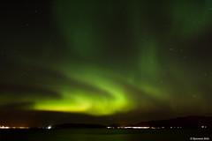 Aurora Borealis (spenson3) Tags: aurora borealis iceland northernlights auroraborealis reykjavik naturephotography