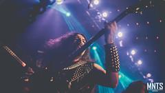 2019-11-03 Deströyer 666 - live in Kraków 2019 fot. Łukasz MNTS Miętka-3