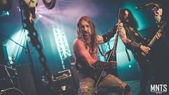 2019-11-03 Deströyer 666 - live in Kraków 2019 fot. Łukasz MNTS Miętka-4