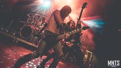 2019-11-03 Deströyer 666 - live in Kraków 2019 fot. Łukasz MNTS Miętka-12