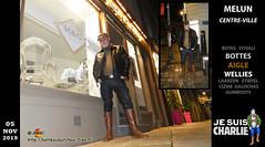 A Melun en bottes Aigle Benyl (pascal en bottes) Tags: pascal pascalbourcier pascallebotteux rain rainboots rainy rainyday pluie pluvieux melun aigleboots aigle bottesaigle betterdry boots botas botasdehule bottédecaoutchouc bottes bottescaoutchouc bottesencaoutchouc bottescaoutchoucfreefr botteux httpbottescaoutchoucfreefr rubberboots wellingtonboots cap casquette centre ciszme diapered diapers couches galochas guma gumboots gummistiefel gummi stivalidigomma rubber rubberlaarzen rue stiefel stivali stövler street centreville downtown wellies laarzen botte caoutchouc cižmy diaperedinwellies gomma gummistövlar gumicsizma gumicizme gummicizme gay kumisaappaat hule httpbottescaoutchoucfreefrgalpascaljourjourpb002013html rubberen seineetmarne