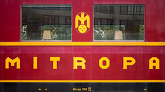 MITROPA E04 20 Frankfurt (Torsten schlüter) Tags: deutschland frankfurt mitropa speisewagen rot olympus 25mm 2019