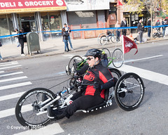 2019 TCS New York City Marathon on Fifth Avenue in Central Harlem, Manhattan NYC (jag9889) Tags: 2019 2019newyorkcitymarathon 2019tcsnewyorkcitymarathon 20191103 5thavenue athlete bike centralharlem disabled fifthavenue handbike handcycle harlem manhattan marathon ny nyc newyork newyorkcity outdoor race runner running sport tcs tataconsultancyservices transportation tricycle usa unitedstates unitedstatesofamerica vehicle women humanpowered jag9889