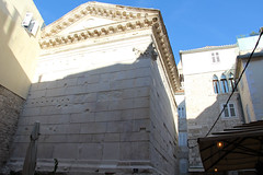 Split - Jupiterov Hram / Krstionica Sv. Ivana