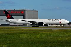 C-FJZS (Air Canada) (Steelhead 2010) Tags: aircanada boeing b777300er b777 yul creg cfjzs