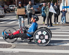 2019 TCS New York City Marathon on Fifth Avenue in Central Harlem, Manhattan NYC (jag9889) Tags: 2019 2019newyorkcitymarathon 2019tcsnewyorkcitymarathon 20191103 5thavenue athlete bike centralharlem disabled fifthavenue handbike handcycle harlem italy manhattan marathon men ny nyc newyork newyorkcity outdoor race runner running sport tcs tataconsultancyservices transportation tricycle usa unitedstates unitedstatesofamerica vehicle humanpowered jag9889