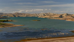 riesengroß.... (marionkaminski) Tags: mountain lake montagne landscape lago see montana lac panasonic berge morocco maroc paysage landschaft paesaggio marokko stausee mittlereratlas lumixfz1000 benimellal banīmallāl paisaje barrageidrissprmier idrissidam