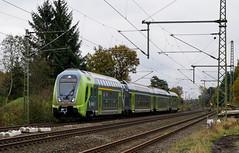 P1970388 (Lumixfan68) Tags: eisenbahn züge triebzüge baureihe 445 et bombardier twindexx vario deutsche bahn db regio nahsh doppelstockzüge
