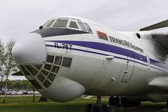 Ilyushin Il-76 - Minsk Airport (Tom Peddle) Tags: smalyavichy minskregion belarus мінск минск беларусь minsk by airport аэрапорт аэропорт ilyushin il76 илью́шин ил76