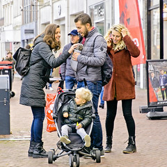 What a Cutie (Hindrik S) Tags: family famylje people meeting encounter man kids kinderen child children kinder woman frou frau candid streetphoto strjitfotografy strasenfotografie straatfotografie nijstêd nieuwestad liwwadden leeuwarden ljouwert 2019 on1photoraw2019 on1pics toddler sonyphotographing sony sonyalpha amount minoltaamount mensen menschen peuple femme dames ladies girls a77ii α77 slta77ii sonya77ii sonyilca77m2 tamron tamronaf16300mmf3563dillvcpzdmacrob016 16300 90mm