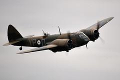 BAC_5206 (chris murkin) Tags: bristol blenheim bomber l6739 gbpiv raf aircraft duxford warbird wwii