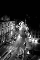 Blurred (Franco & Lia) Tags: milano milan lombardia corsomagenta hotelking minolta x500 rokkor kodak ektachrome analogico analog film pellicola argentique epson v500