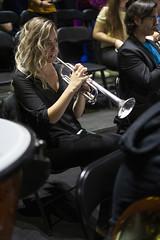 Trompeta (Guillermo Relaño) Tags: trompeta orquesta orchestra mendelssohn sueño noche verano especial pqee ¿porquéesespecial camerata musicalis teatro nuevoapolo madrid guillermorelaño sony a7 a7iii a7m3