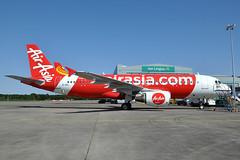 EI-GCL  A320-214  Air Asia India (n707pm) Tags: eigcl airbus 320 a320 airport airline aircraft airplane dub eidw collinstown ireland 17072017 cn4815 airasiaindia dublinairport dal dublinaerospace