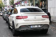 Moldova - Mercedes-AMG GLE 43 Coupé C292 (PrincepsLS) Tags: moldova moldovan license plate germany berlin spotting mercedesamg gle 43 coupé c292