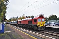 59205 (stavioni) Tags: class59 red freightliner diesel rail railfreight railway train freight midgham