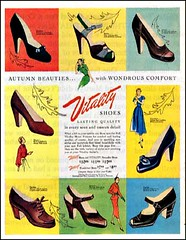 Vitality Shoes. (novice09) Tags: advertising advert magazinead ipiccy