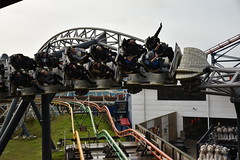 Icon and Steeplechase (CoasterMadMatt) Tags: blackpoolpleasurebeach2019 pleasurebeachblackpool2019 blackpoolpleasurebeach pleasurebeachblackpool blackpool pleasure beach 2019season amusementpark themepark fairground amusement theme park parks amusementparksinengland englishamusementparks blackpoolattractions attractionsinblackpool icon launchedcoaster steeplechase steeple chase horsecoaster ride rides rollercoasters rollercoaster roller coasters coaster blackpoolsrollercoasters rollercoastersinblackpool englishrollercoasters rollercoastersinengland rollercoasterriders rollercoastertrain rider riders train trains southshore fyldecoast fylde coast lancashire lancs northwestengland northwest england britain greatbritain gb unitedkingdom uk europe november2019 autumn2019 november autumn 2019 coastermadmattphotography coastermadmatt photography photographs photos nikond3500