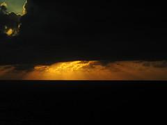 8:00 p.m. (soniaadammurray - On & Off) Tags: digitalphotography sky water sea nighttime driving clouds sunset nature shadows reflections exterior artchallenge spotlightyourbestgroup