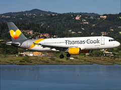 Thomas Cook Airlines Balearics | Airbus A320-214 | EC-MVH (Bradley's Aviation Photography) Tags: corfu corfuairport corfuinternationalairport greece greek cfu lgkr a320 thomascookairlinesbalearics airbusa320214 ecmvh