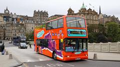 32728 V528ESC R300WCM MXZ7652 First Scotland East (busmanscotland) Tags: 32728 v528esc r300wcm mxz7652 first scotland east r300 wcm mxz 7652 dennis trident 528 esc lothian buses west coast motors