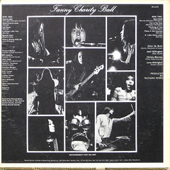 Charity Ball - Back Cover (epiclectic) Tags: 1971 fanny backcover epiclectic vintage vinyl record album cover art retro music sleeve collection lp epiclecticcom